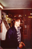 Picture 3: This is me in the video store, around 1982...